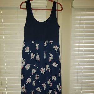 Torrid HiLo Navy Dress